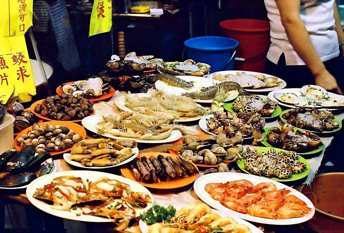 3 days hong kong kowloon and lantau island group tour for Cuisine x hong kong