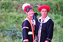 Local Ethnic Guides of Yao Minority