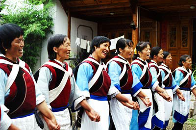 Kunming Minority Groups