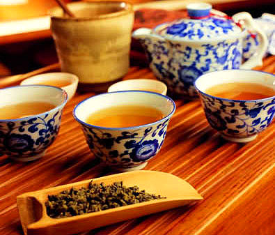 Traditional Puer Tea Experience
