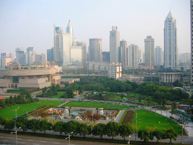 People S Square The Heart Of Shanghai Lets Go Shanghai