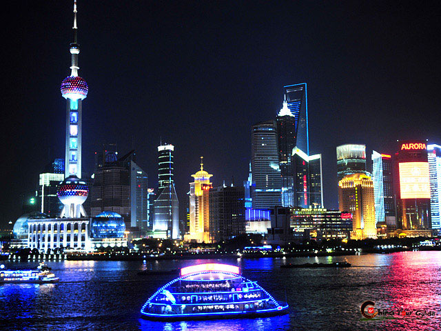Huangpu Night View
