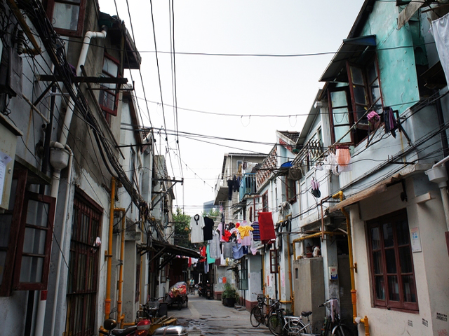 Longtang Shanghai