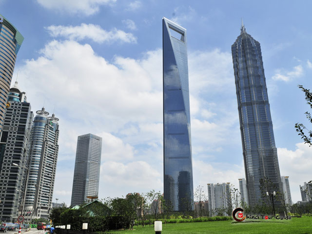 Najviši neboderi svijeta Shanghai_world_financial_center