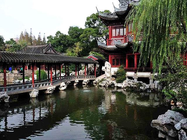 City Of South Gate >> Yuyuan Garden Shanghai, Yu Garden Shanghai Tour, Yuyuan Garden Shanghai Photos, Pictures, Reviews