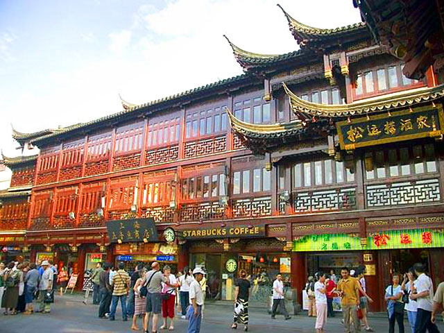 Shanghai Yuyuan Market