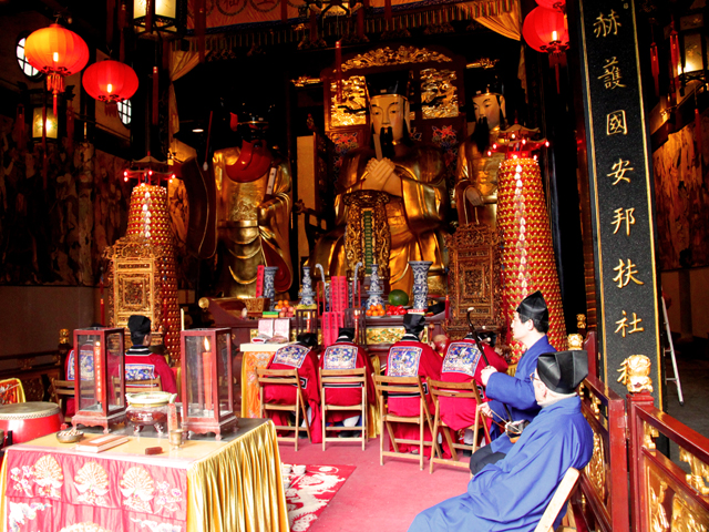 City God Temple Shanghai