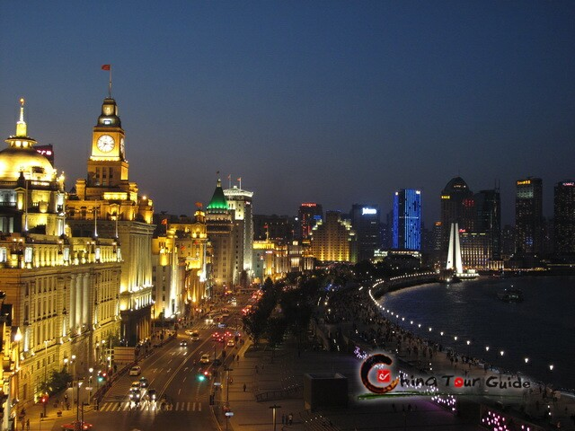 Shanghai The Bund