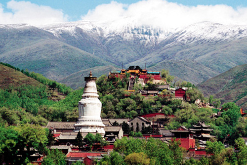 Wutaishan China  city images : Wutai Mountain Photos, Wutai Mountain Pictures, Photos of Wutai ...