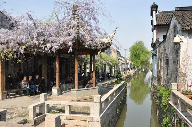 Suzhou Pingjiang Old Street