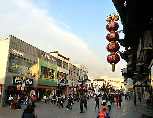 Guanqian Street Suzhou