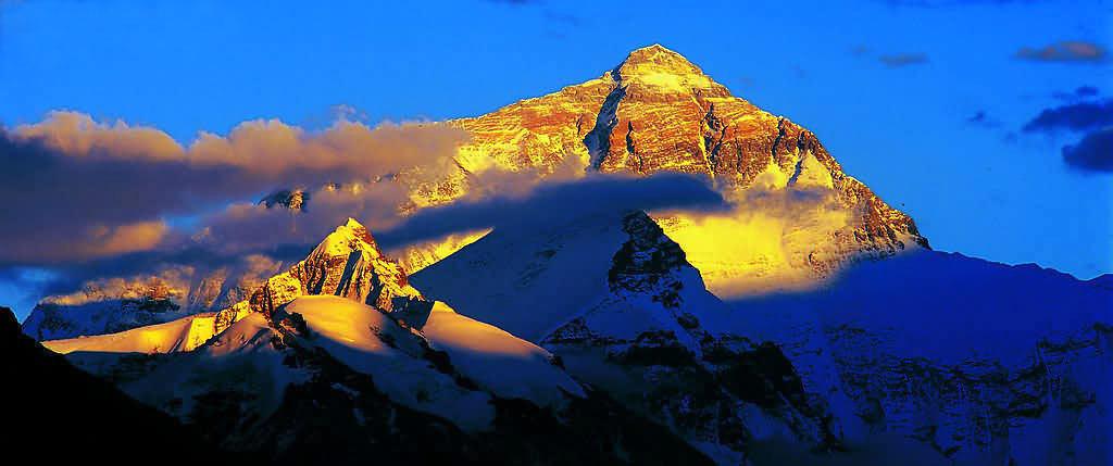 Mount Everest, Mt.Qomolangma, Chomolangma, Everest Base Camp