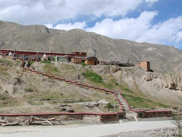 Tombs of Tibetan Kings