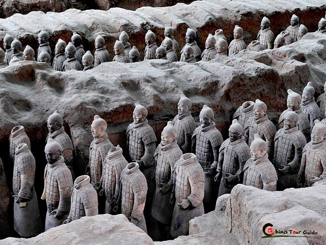 Terracotta Warriors Troops