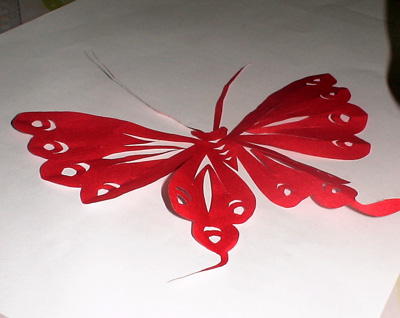 Paper-cut & Painting in Donghan Village