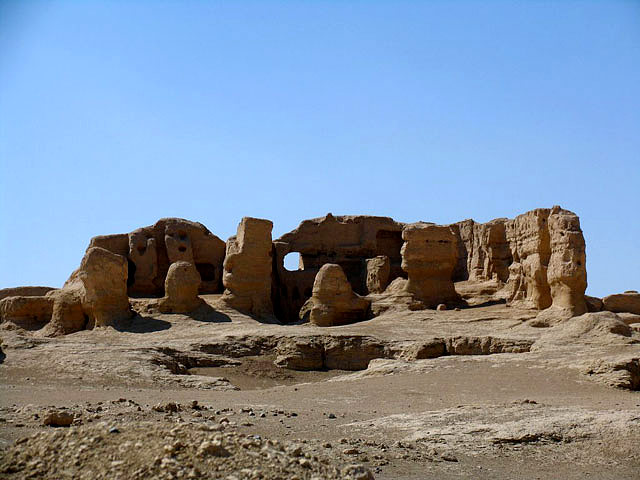Jiaohe Ancient Ruins