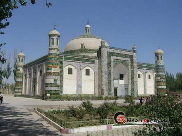 Abakh Hoja Tomb