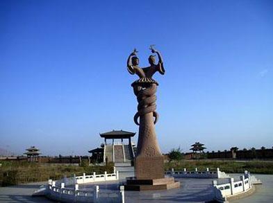 Astana Graves