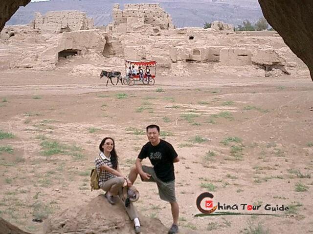 Gaochang Ancient Ruins
