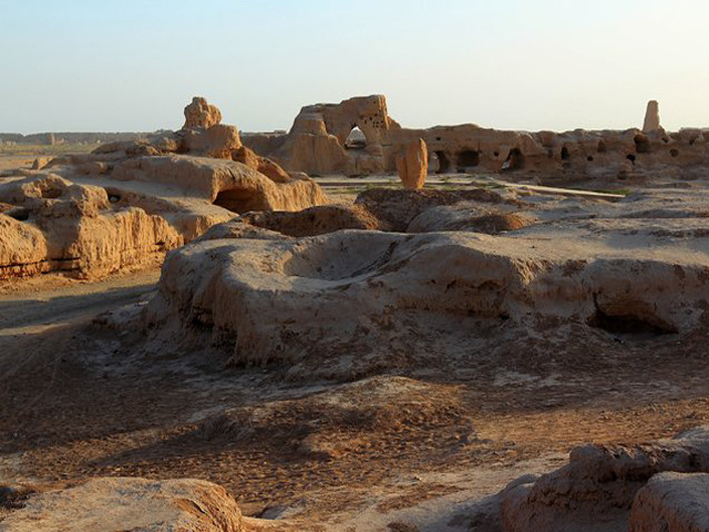 Gaochang Ancient Ruins