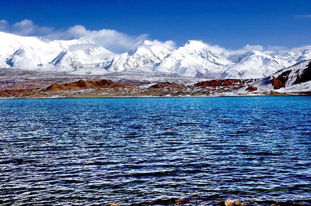 Karakul Lake Xinjiang Karakul Lake Karakul Lake