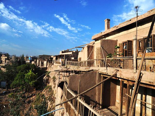 old town of Kashgar