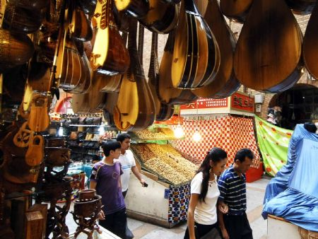 Silk Road Shopping