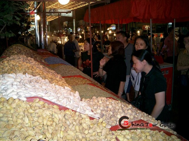 Urumqi markets