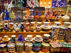 Turpan city weekend bazaar