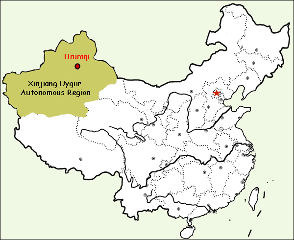 Map Xinjiang.Xinjiang China Xinjiang History Xinjiang Maps Xinjiang Transportation