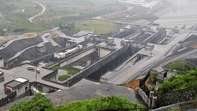 The Three Gorges, Xiling Gorge, Three Gorges Dam