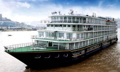 Victoria Queen Victoria Lianna Queen Victoria Yangtze River - Victoria cruises