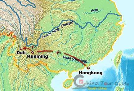 10 Days Beautiful Landscape Of Southwest China Tour China Tour Guide