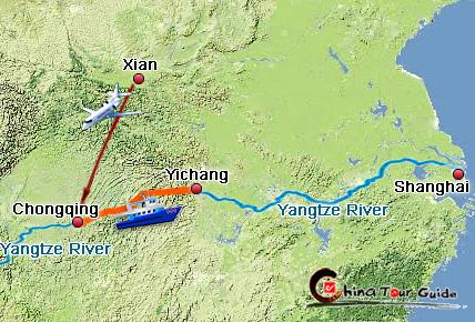 Xi an Art Ceramics  amp Lacquer Xi River
