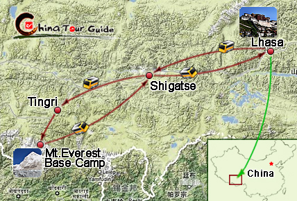 8 Days Mount Everest Camp Group Tour