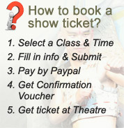 show ticket booking